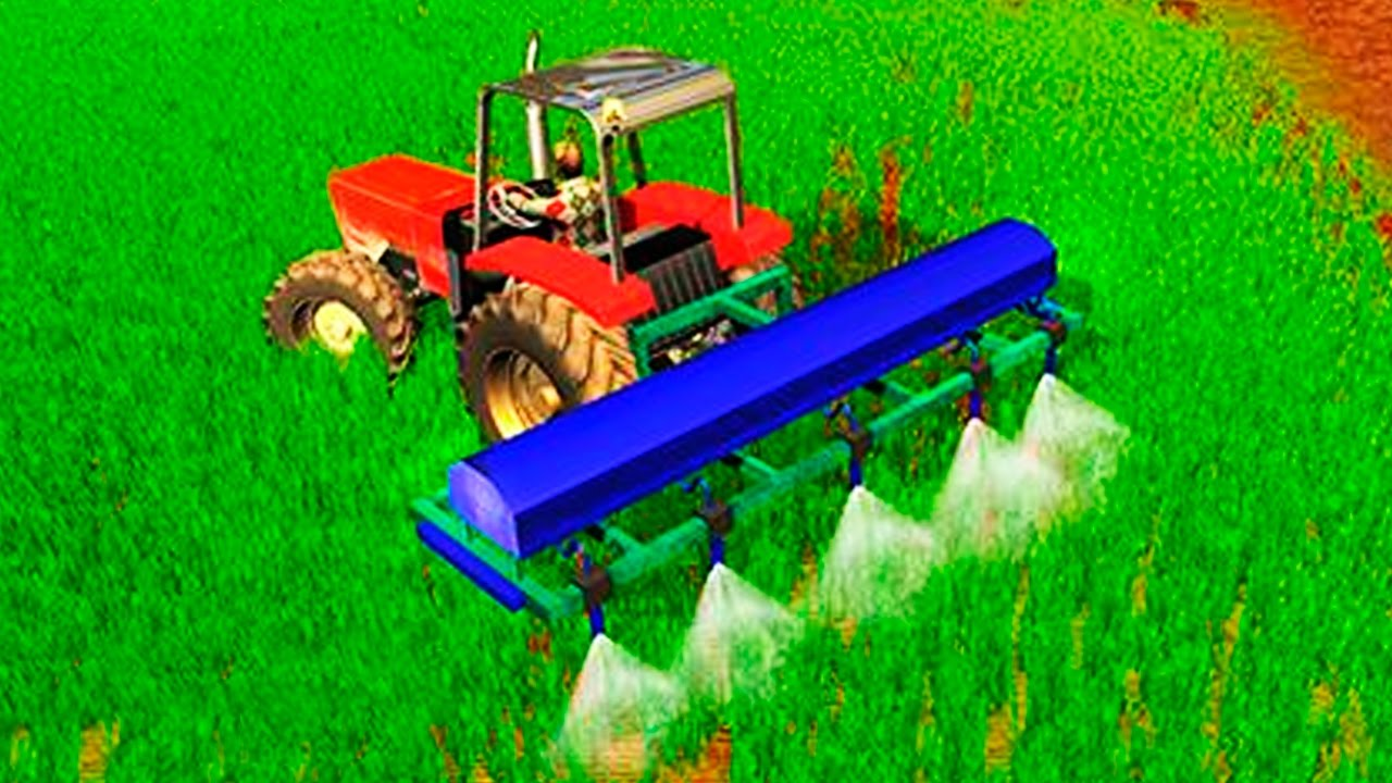 Tractor Farm Life Simulator 3d Android Gameplay Game By Zing Mine