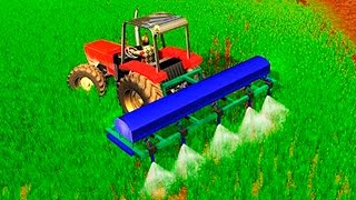 Tractor Farm Life Simulator 3D Android Gameplay (Game By Zing Mine Games Production)
