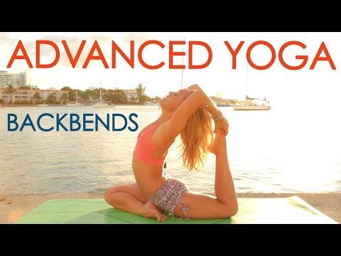 Advanced Yoga Week One: Deepen Your Backbends