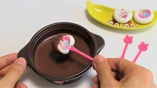 Precure Chocolate Fondue Making Kit DIY Candy