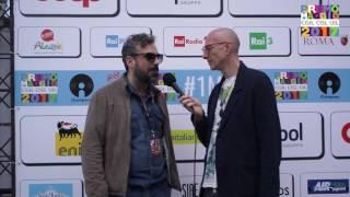 Intervista a Brunori | Primo Maggio 2017