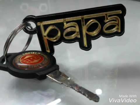 Papa bahut yaad aaye love u papa