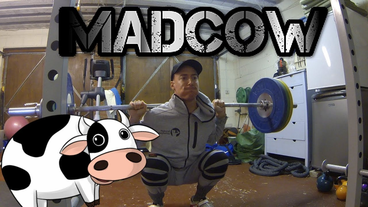 MADCOW Routine for Natural Lifters | Success with Simplicity