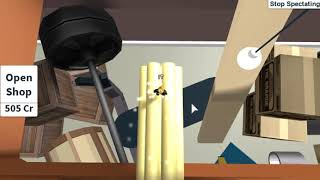 Will we all fit in the cup? - Hide and Seek Extreme - Roblox