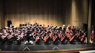 2014 TMEA All Region (XXV) Symphony Orchestra - Rocky Point Holiday for Orchestra