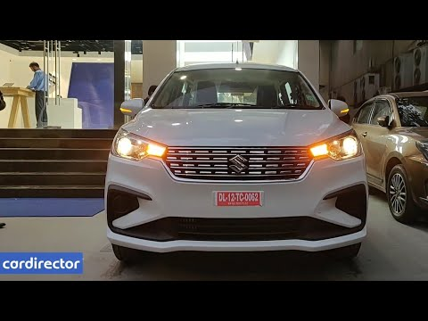 Maruti Suzuki Ertiga VXi/VDi 2018  Ertiga 2018 Accessories  Interior and Exterior  Real-life Review