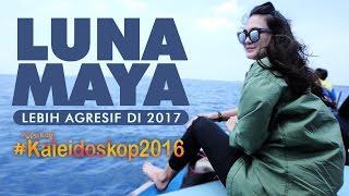 Luna Maya Lebih Agresif di 2017