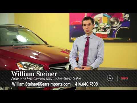 William Steiner - Sales at Sears Imports Mercedes-Benz - Minnetonka, MN