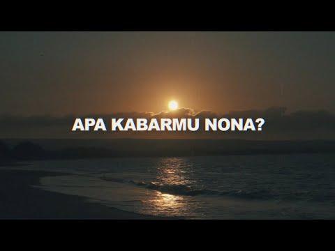 Glenn Fredly - Apa Kabarmu Nona? (Official Lyric Video)