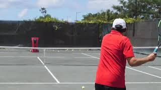 Tennis Machine | La Terraza Tennis Center