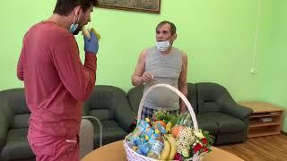 Появилось первое видео с Бари Алибасовым из психиатрической больницы
