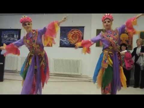 Tari Lenggang Nyai, Bidadari Indonesian Dance Studio Mp3
