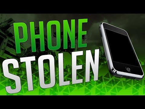 MY FRIENDS PHONE WAS STOLEN