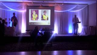 FC Panthers Awards Banquet Highlights 1-12-2014