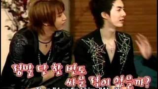 SS501 Tom & Jerry (MinJun) Moment 19 [080322]