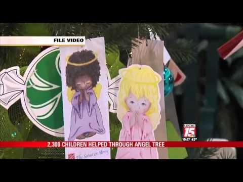 2,300 Children Helped Through Angel Tree