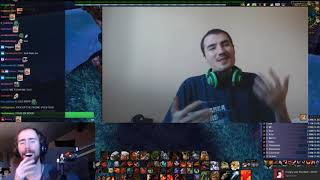 """Asmongold Reacts To """"No Life Kripp"""" by Kripparrian"""