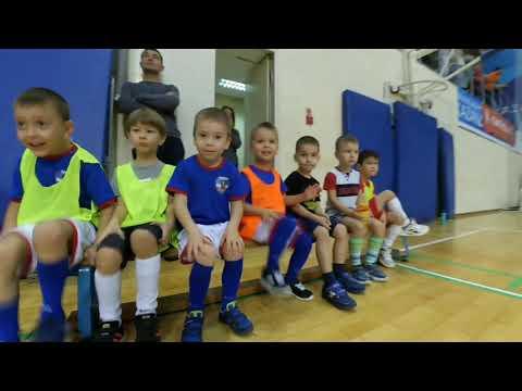 Турнир среди детей 2014 года проводит детская спортивная школа Чемпион город Казань