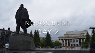 [Travel] It is not the Siberia as I thought! Russian Exchange Trip Day 1 & 2