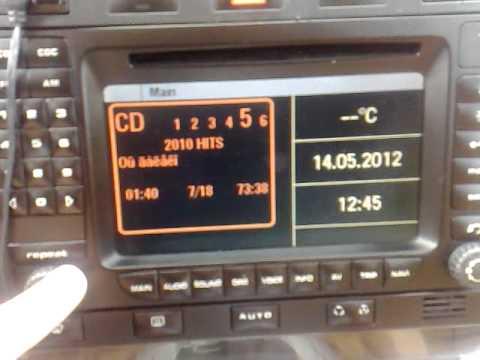 PCM Navigation System 2.1 Porsche Cayenne S 2004-6