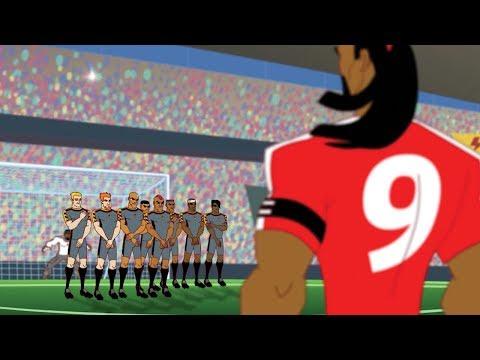 ⚽⚡️S2E2 - Training Trap!⚡️⚽ | SupaStrikas Soccer kids cartoons | #soccer #football #supastrikas