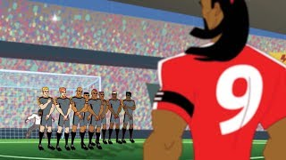 ⚽⚡️S2E2 - Training Trap!⚡️⚽ | SupaStrikas Soccer kids cartoons | #soccer #football #supastrikas