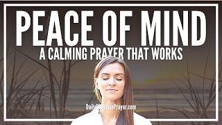 Best Prayers For Peace