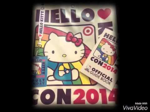 First Hello Kitty Convention (Los Angeles) 2014