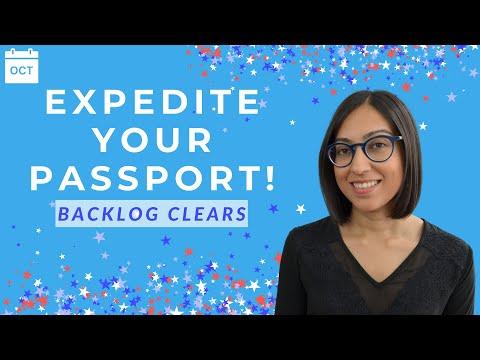 US Passport Update | Routine Passport + Expedited Passport Services Resume! (October 2020)
