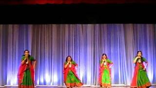 "Dance performance on Bollywood Era 1950 t0 1970s ""Old is Gold"""