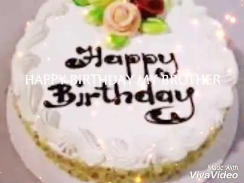 Whatsapp Status Brother Bday Wishes Sweet Moments Youtube