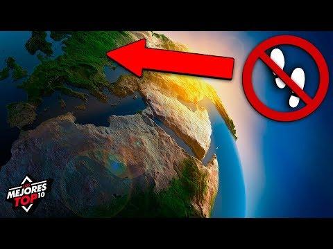 10 Increibles Lugares De La Tierra Que Aun No Han Sido Visitados Por El Hombre - Los mejores Top 10