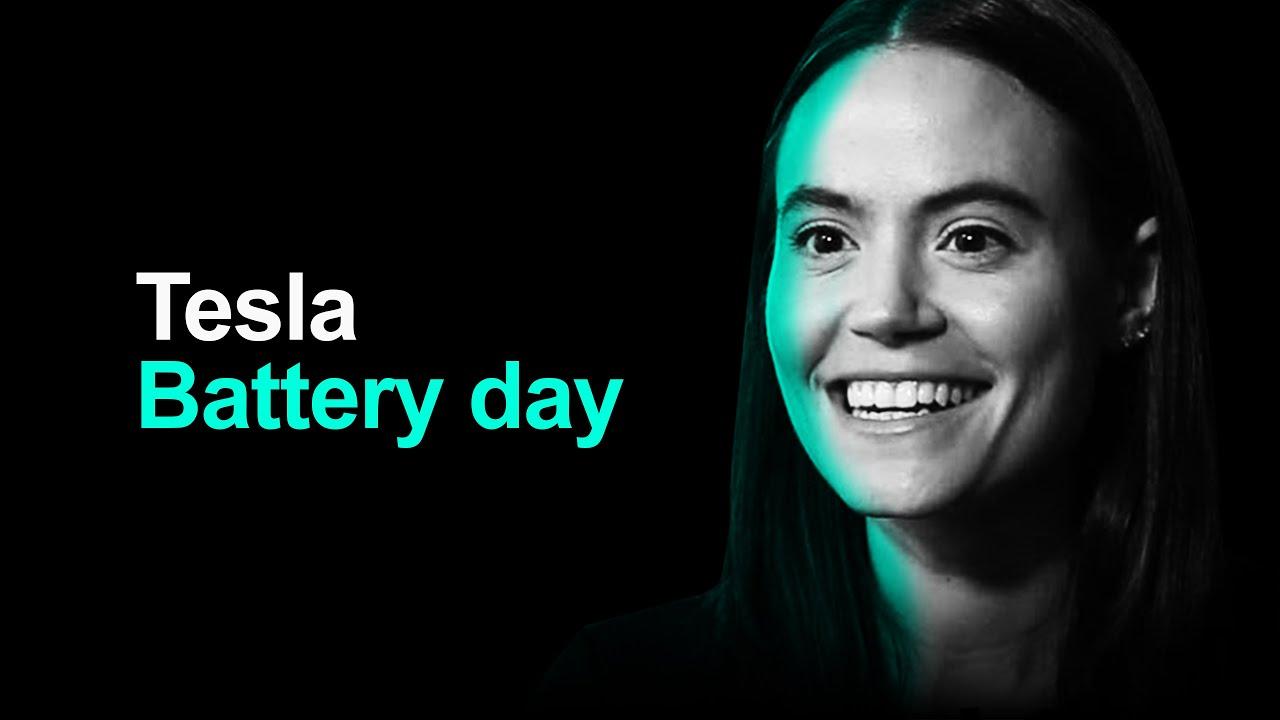 ARK Invest on Tesla Battery Day
