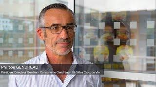 Interview de la Folle rentrée : Philippe Gendreau, Conserverie Gendreau, St Gilles Croix de Vie