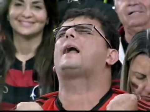 Flamengo 1 X 0 Cruzeiro Copa Do Brasil 28/08/2013 Oitavas De Final 2º Tempo Completo