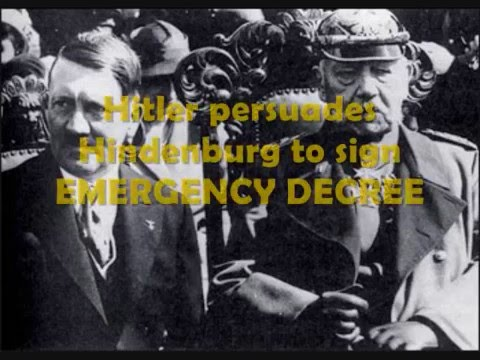 GCSE History: Reichstag Fire:  Who was the fire starter?