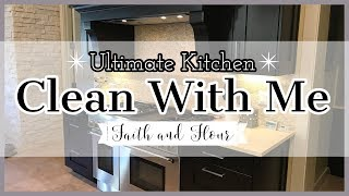 Ultimate Clean With Me 2019| Extreme Kitchen Cleaning Motivation | All Day Clean With Me