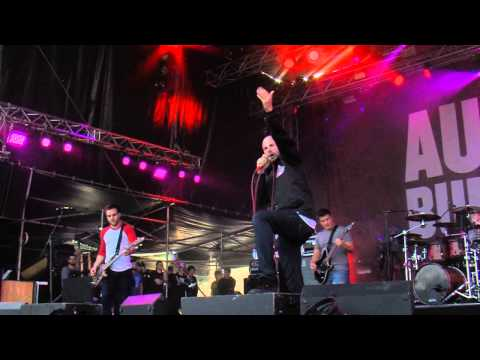 August Burns Red - Marianas Trench @ Reload Festival 2012