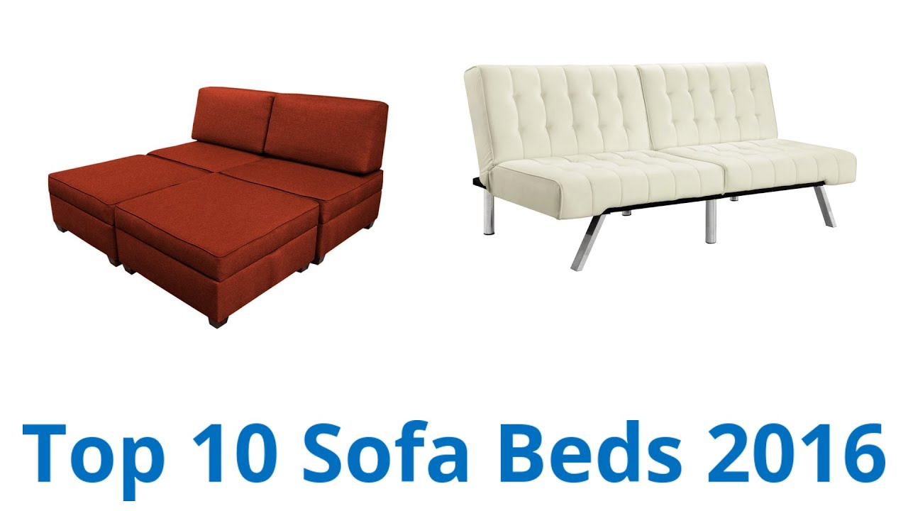 10 Best Sofa Beds 2017