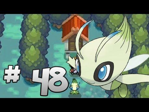 Let's Play Pokemon: HeartGold - Part 48 - CELEBI