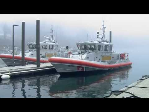 FCTV Exclusives - Coast Guard Station Woods Hole Construction Update