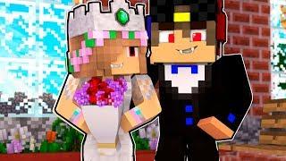 Вампир и Девушка Свадьба Майнкрафт Выживание Мод Моды Видео Мультик для детей в Майнкрафте Minecraft