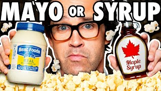 Is Anything Better Than Butter on Popcorn? (Taste Test)