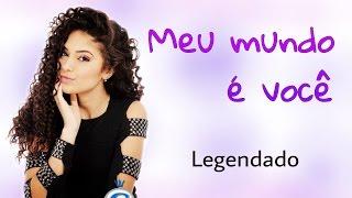 Graciely Junqueira (Chloé) - Meu mundo é você (Com letra)
