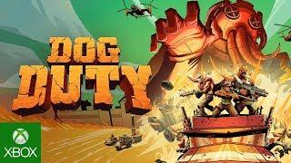 Dog Duty - Announcement Trailer