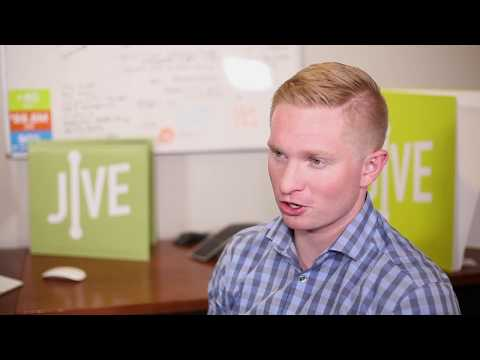 Interview with Jive's Director of Marketing Communications