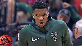 Giannis Antetokounmpo (34 pts) Full Highlights vs Cavs / Week 1 / Cavs vs Bucks / 2017 NBA Season
