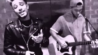 Rihanna - Work ( Ft Drake) Acoustic cover by MiC LOWRY