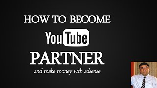 Video How to Become a Youtube Partner and Make Money With Adsense? download MP3, 3GP, MP4, WEBM, AVI, FLV Juni 2018
