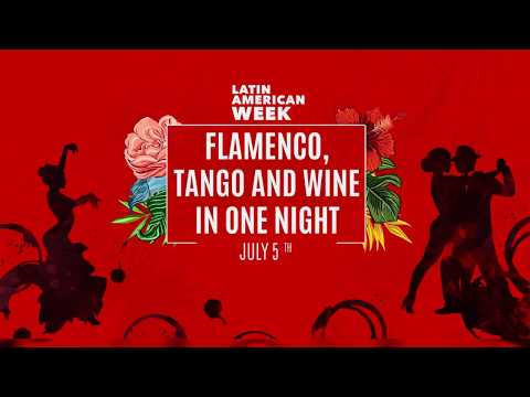 Flamenco, Tango and Wine in One Night